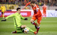 CE GAFA! Courtois a fost aproape sa o ingroape pe Belgia, nici Hategan nu l-a salvat! Cum a putut sa greseasca la golul Rusiei