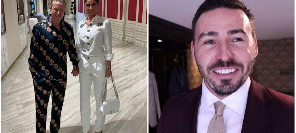 """Eu nu m-as imbraca asa!"" Adrian Cristea, sfaturi de FASHION pentru Reghecampf si Ilie Dumitrescu. FOTO"