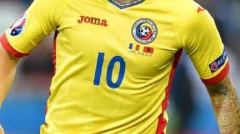 SUEDIA - ROMANIA | ULTIMA ORA: Romania are un nou decar! Cine va purta 10-le la meciul de la Stockholm, transmis maine seara, 19:00, de ProTV
