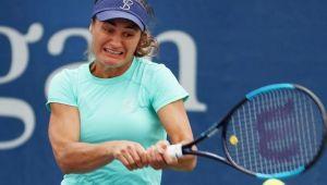 MONICA NICULESCU - GARBINE MUGURUZA 7-6, 4-6, 6-2 | Victorie fabuloasa!!! Monica a castigat 16 puncte consecutive in setul al doilea, apoi a facut un set decisiv de vis