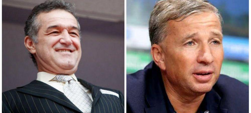 """Reactia total neasteptata a lui Becali dupa revenirea lui Petrescu la CFR: """"Ma bucur! O sa fie mai usor acum! Ma gandesc la titlu"""""""