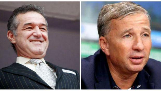Reactia total neasteptata a lui Becali dupa revenirea lui Petrescu la CFR:  Ma bucur! O sa fie mai usor acum! Ma gandesc la titlu