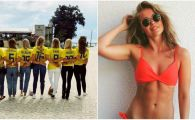 GALERIA DE IUBITE a suedezilor vine la meciul cu Romania! Cum arata cele mai frumoase sotii si iubite ale fotbalistilor Suediei: FOTO