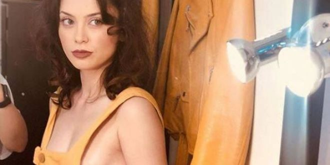 Actrita din  Las Fierbinti  vorbeste, in sfarsit, despre iubitii ei:  Geanina are mai multi, Anca este mai...