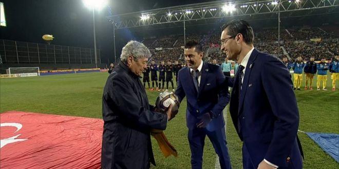 Lucescu, singurul selectioner care a castigat cu Suedia: a fost prima calificare a Romaniei la EURO | INTERVIU EVENIMENT