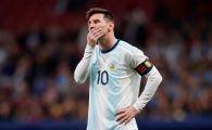 Alarma la Barcelona! Messi S-A RUPT la meciul Argentinei: a revenit la nationala dupa 8 luni si a suferit o UMILINTA incredibila