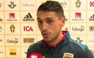 SUEDIA - ROMANIA 2-1 | Cum le-a raspuns Stanciu celor care au spus ca nu mai trebuie sa fie chemat la nationala dupa transferul in Arabia. VIDEO