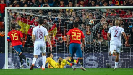 VIDEO IREAL | Ramos, eroul serii in Europa:  E UNIC in istoria fotbalului!  Performanta incredibila reusita in meciul cu Norvegia