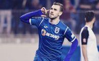 Koljic a debutat pentru nationala, dar a fost scos de pe teren dupa doar 3 MINUTE! Atacantul Craiovei, transportat imediat la spital
