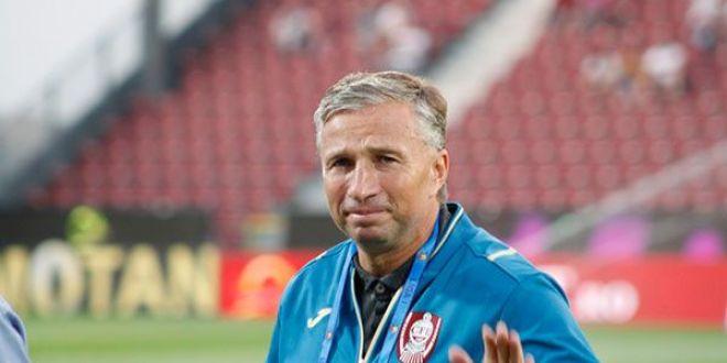 Ce a facut CFR la primul meci cu Dan Petrescu pe banca! Clujenii au dat afara un antrenor cu 5 victorii la rand, iar astazi nu au mai reusit sa castige