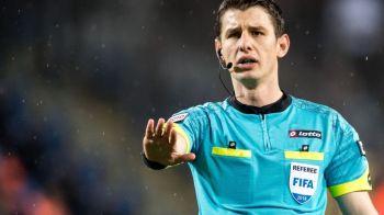 ROMANIA - INSULELE FEROE | UEFA a anuntat numele arbitrului care va conduce meciul de la Cluj! Partida e marti seara, 21:45, IN DIRECT la ProTV