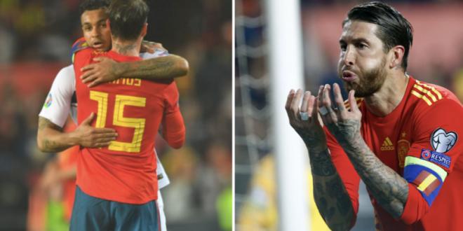 Sergio Ramos este un superbaiat! Cel mai simpatic fundas din fotbal  Atacantul care a putut sa spuna asta dupa meciul de aseara :)) VIDEO