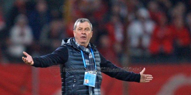 Florentin Petre se teme de ce este mai rau pentru Dinamo!  Sper sa scape de retrogradare  Ce a spus de absenta lui Rednic de la meciul legendelor