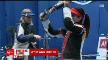 Politista din Romania care se pregateste pentru Jocurile Olimpice! Vrea sa castige medalia de aur! La ce proba concureaza!