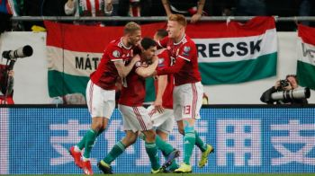 BOMBA primelor doua etape din preliminariile EURO 2020! Ungaria a batut finalista mondiala Croatia, la Budapesta: REZUMAT VIDEO
