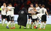 PRELIMINARII EURO 2020 | Olanda 2-3 Germania! Nemtii au dat lovitura in minutul 90 prin Schulz, dupa un meci fenomenal! Israel 4-2 Austria, Cipru 0-2 Belgia. REZUMATE VIDEO