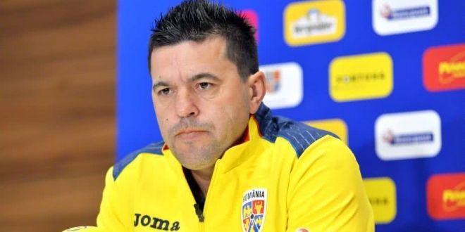 Putem bate Spania la Bucuresti  Mesajul care ii da incredere lui Cosmin Contra dupa meciul pierdut in Suedia!