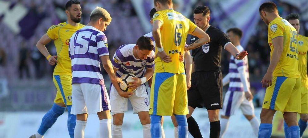 Umilita cu 3-0 de Timisoara, Petrolul si-a dat afara antrenorul! Cine e favorit sa preia echipa