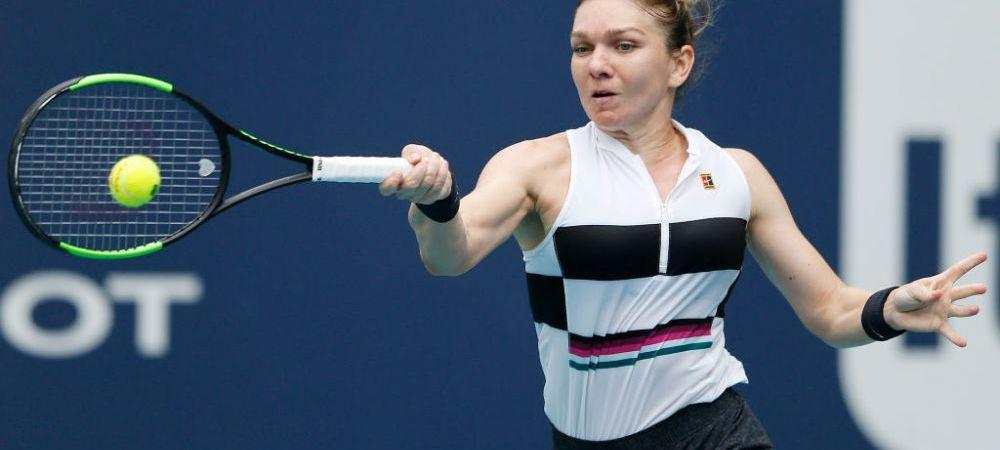 SIMONA HALEP - VENUS WILLIAMS 6-3, 6-3   Simona o invinge categoric pe Venus intr-o ora si 12 minute! Cu cine joaca in sferturile de la Miami