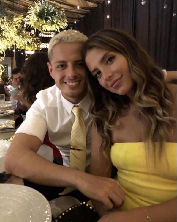 BOMBA: Chicharito s-a insurat in secret cu iubita ROMANCA!