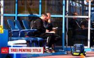 Dica a pierdut titlul in fata lui Dan Petrescu si ii prezice aceeasi soarta si lui Teja! Cum vede fostul antrenor al FCSB lupta la titlu