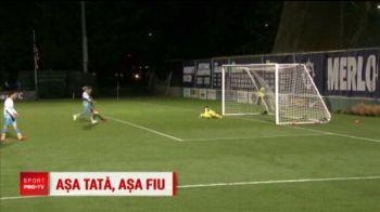 Si Ibrahimovic ar fi invidios! Ce gol a reusit fiul lui Asprilla: executie absolut fabuloasa | VIDEO