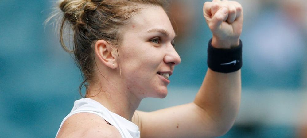 """SIMONA HALEP - VENUS WILLIAMS 6-3, 6-3   Simona o bate inca o data pe Venus, a patra oara la rand: """"E intotdeauna o placere sa joci impotriva uneia dintre surorile Williams"""""""