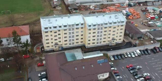 Blocul de 11 milioane de lei, din Romania, in care nimeni nu vrea sa se mute. Explicatia