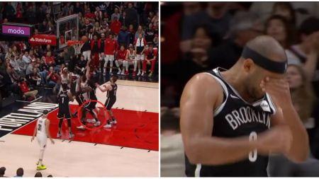 Accidentare HORROR in NBA! Spectatorii nu au mai putut privi spre teren! Ce s-a intamplat!