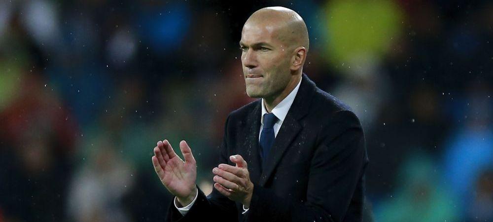"""E absolut IMPOSIBIL!"" Singura mutare pe care Zidane O REFUZA la Real: jucatorul vrea sa vina la Madrid, Zizou nici nu vrea sa auda"