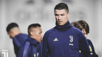 Anuntul facut de Juventus despre accidentarea lui Cristiano Ronaldo. Care este starea portughezului