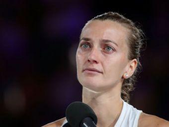 Barbatul care a injunghiat-o pe Petra Kvitova a fost condamnat la inchisoare! Cat va sta in spatele gratiilor!