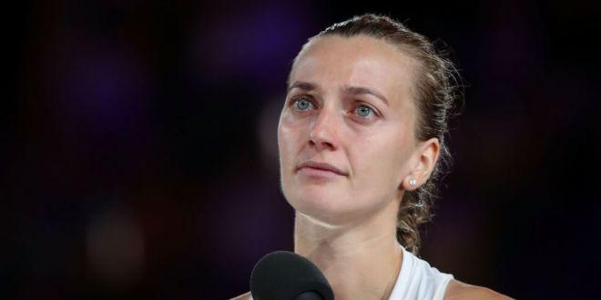 ULTIMA ORA | Barbatul care a injunghiat-o pe Petra Kvitova a fost condamnat la inchisoare! Cat va sta in spatele gratiilor!