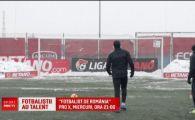 """""""Bizonul"""" se antreneaza pentru derby-ul cu oltenii! Ce a reusit vedeti miercuri seara, ora 21:00, la Fotbalist de Romania"""
