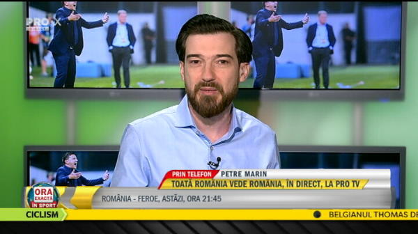 """Razvan Marin, la AJAX! """"Seamana cu Steven Gerrard!"""" Reactia FANTASTICA a lui Petre Marin"""
