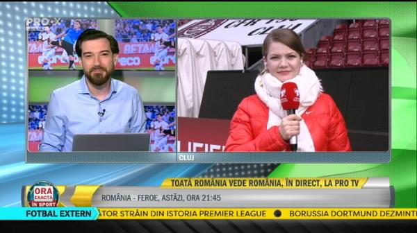 """""""Ne batem si cu Spania"""" Ce spune de generatia lui Ianis Hagi!"""
