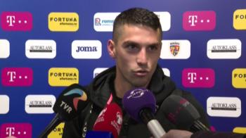 "Nicusor Stanciu, dezlantuit: ""O sa mai vin la declaratii cand o sa fiu obligat! Dragomir sa vina sa vedem meciul! Sigur ca ma felicit ca am ales Arabia"" Ce a spus decarul Romaniei dupa 4-1 cu Feroe"