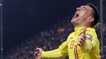 Moment incredibil in vestiarul nationalei Romaniei dupa victoria cu Feroe! Cum au reactionat jucatorii cand au aflat de rezultatul meciului Norvegia - Suedia: capitanul a facut anuntul