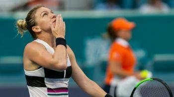 Simona Halep MIAMI | S-a decis ora de disputare pentru meciul din sferturi cu Qiang Wang! Cu cine ar putea juca in semifinale