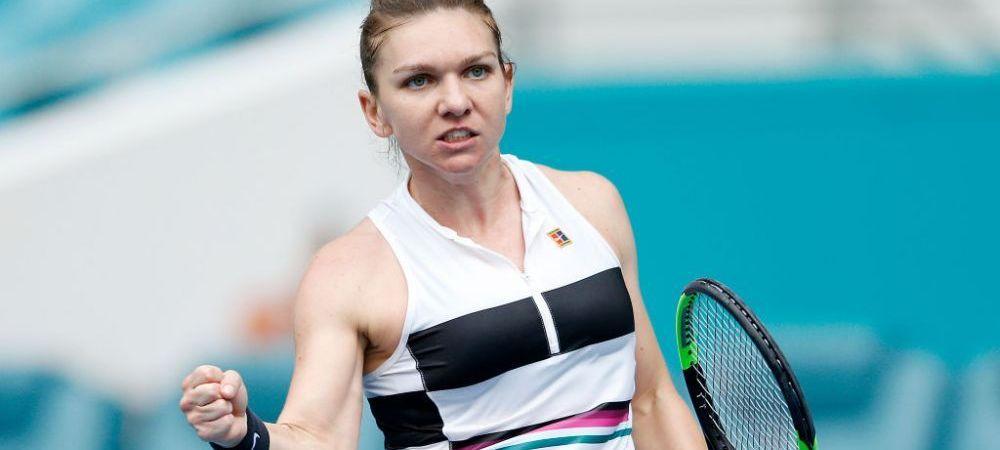 SIMONA HALEP Miami | Rasturnare de situatie in lupta pentru locul 1 WTA! Asta-i trebuie romancei pentru a prelua sefia clasamentului. CALCULE ACTUALIZATE
