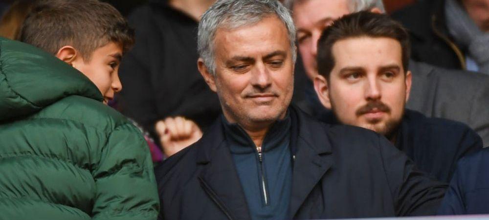 Surpriza de proportii! Unde poate ajunge Mourinho in vara: misiunea IMPOSIBILA la care viseaza