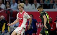 Primul anunt OFICIAL al lui Ajax despre transferul lui Razvan Marin! Ce a declarat Edwin Van der Sar, legenda fotbalului olandez
