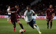 Situatie incredibila dupa ce l-au invins pe Messi! Un jucator din Premier League acuza ca a primit tricou FAKE de 10 euro la nationala