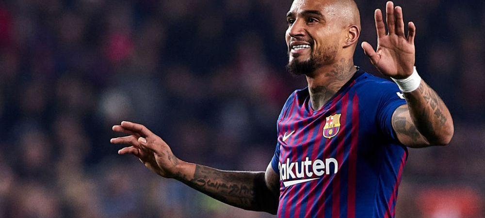 """E coleg cu Messi, dar are alt jucator preferat! Kevin Prince Boateng a raspuns sincer: """"El e cel mai bun fotbalist alaturi de care am jucat in cariera mea"""""""
