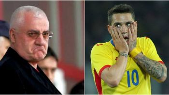 "Dragomir nu-l scuteste pe Stanciu! ""Mitica"" l-a taxat din nou pe decarul nationalei, dupa ce fotbalistul l-a trimis sa vada cifrele InStat: ""Ai jucat cu niste desculti si tot n-ai fost grozav"""