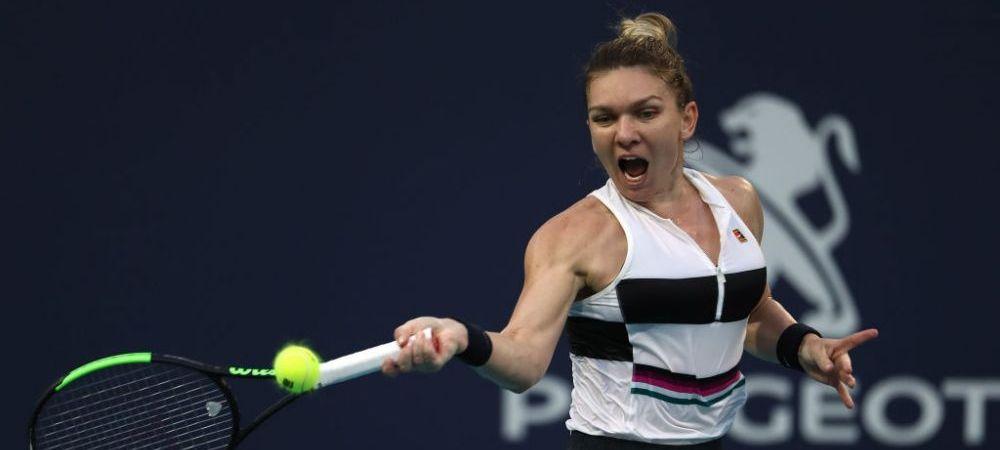 SIMONA HALEP - QIANG WANG 6-4, 7-5! Revenire de senzatie si calficare! Halep este tot mai aproape de locul 1 WTA! Cu cine joaca in semifinale!