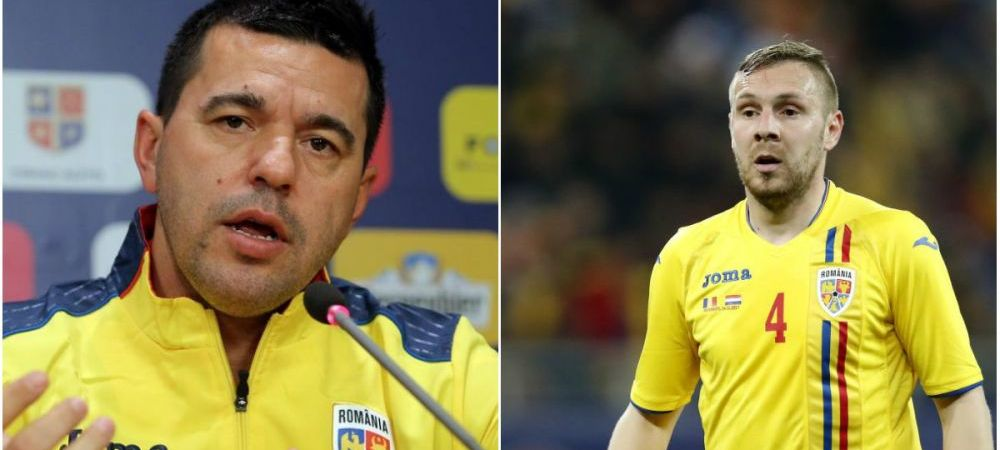 "Adio Moti, adio Grigore? Contra are in plan schimbarea defensivei Romaniei! Noul titular de la FCSB e printre cei care ""ne intereseaza cum evolueaza"""