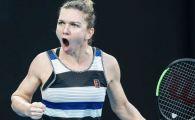 SIMONA HALEP - QIANG WANG 6-4, 7-5 | Reactia Simonei dupa meciul nervos in care s-a descarcat pe barbatii din stafful sau! Ce a spus la final