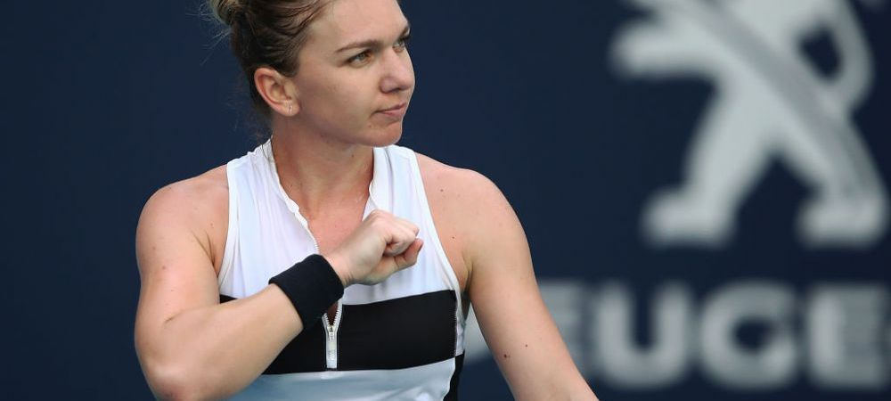 SIMONA HALEP - QIANG WANG 6-4, 7-5   CLASAMENT WTA LIVE: Simona a urcat pe locul 2 si poate redeveni lider mondial dupa Miami! Ce trebuie sa se intample