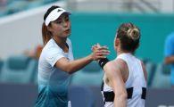 """""""Nici nu ma gandeam ca e posibil!"""" Ce a spus Simona Halep despre revenirea pe primul loc WTA si motivul pentru care i-a multumit lui Darren Cahill dupa victoria cu Wang"""